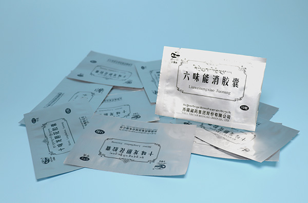 复铝药品用包装袋