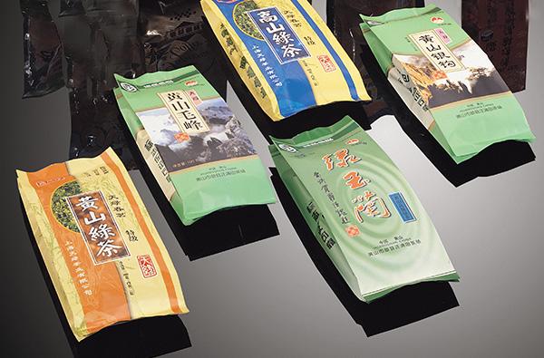 茶叶包装袋、膜